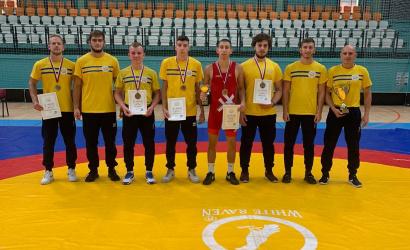 Nyolc érem a junior férfi és női szlovák bajnokságról!