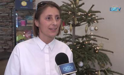 Embedded thumbnail for Már minden a karácsonyról szól Dunaszerdahelyen