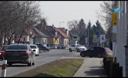 Embedded thumbnail for Március 1-jén megkezdődik a sikabonyi körforgalom építése