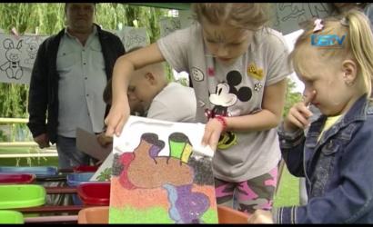 Embedded thumbnail for Változatos programot kínált a családi fesztivál