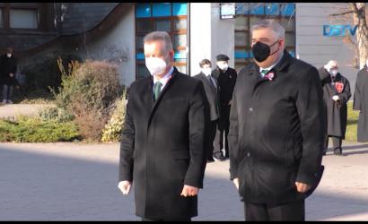 Embedded thumbnail for Nemzeti ünnep a járvány árnyékában