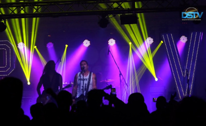 Embedded thumbnail for A jubileumi Rockfeszten helyi és régióbeli zenekarok vitték a prímet