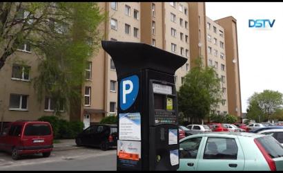 Embedded thumbnail for Már lehet regisztrálni a lakótelepi parkolási rendszerbe
