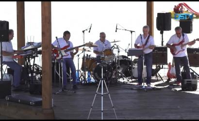 Embedded thumbnail for Fél évszázados instrumentális gitárzene szólt a rendezvényen