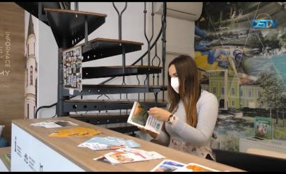 Embedded thumbnail for Régiót népszerűsítő kiadványok és videók készültek a turisztikai irodában
