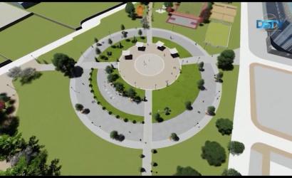 Embedded thumbnail for Elkezdődik a városi szabadidőpark teljes felújítása