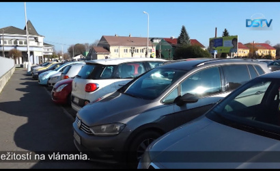 Embedded thumbnail for Több gépkocsifeltörés is volt a városban, ezért ajánlott az óvatosság