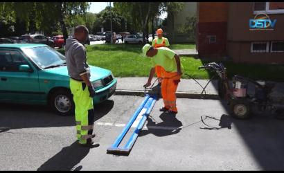 Embedded thumbnail for Júniusban még van lehetőség a lakótelepi parkolási rendszerbe való regisztrálásra