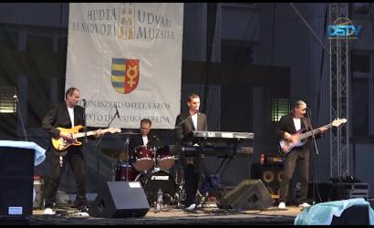 Embedded thumbnail for Nyári zenék szóltak Dunaszerdahelyen