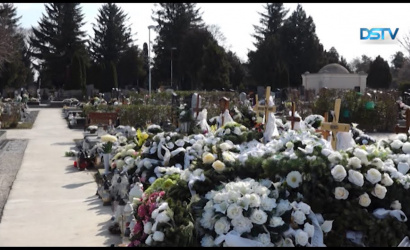 Embedded thumbnail for Dunaszerdahelyen megháromszorozódott a temetések száma
