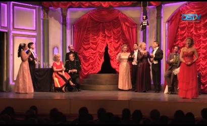 Embedded thumbnail for Terítéken a musical és az operett