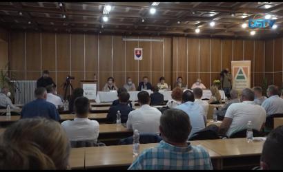 Embedded thumbnail for Az agrárkamara tisztújító közgyűlésén a szakminiszter is részt vett
