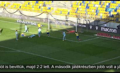 Embedded thumbnail for A focisták döntetlenje a rangadón és búcsúja a kupából, a kézilabdázók klubtörténeti sikere