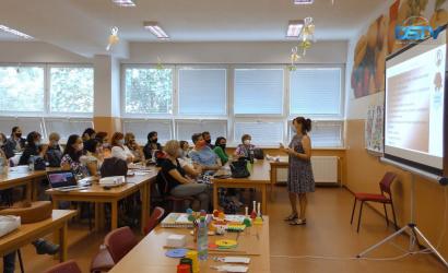 Embedded thumbnail for A könyv célja, hogy a kisiskolások könnyebben sajátítsák el a szlovák nyelvet