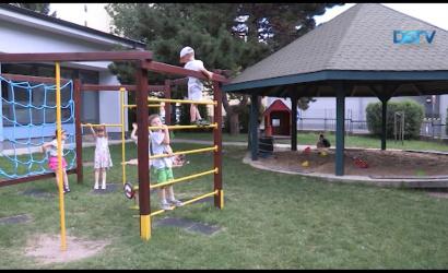 Embedded thumbnail for Az eddigi legtöbb gyermek látogatja majd a nyári óvodát