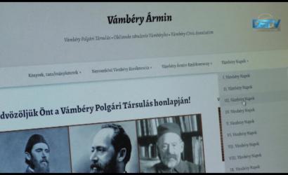 Embedded thumbnail for Megújult a Vámbéry Polgári Társulás honlapja