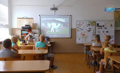 Embedded thumbnail for Nyári iskolák tartalmas oktatási-nevelési foglalkozásokkal