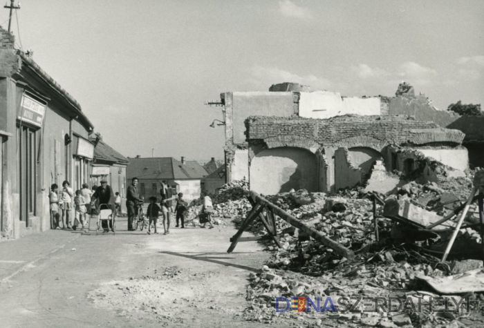 Bontás és építés – a város radikális átalakítása