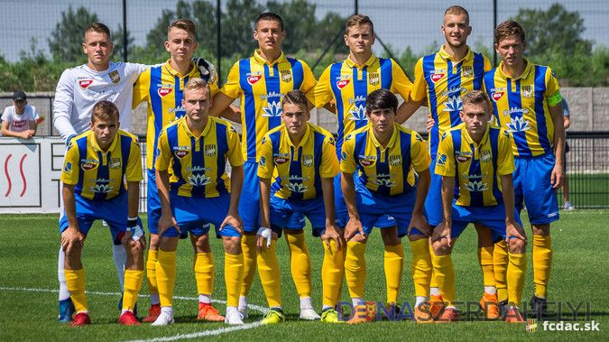2017/18-as szezon: DAC U19