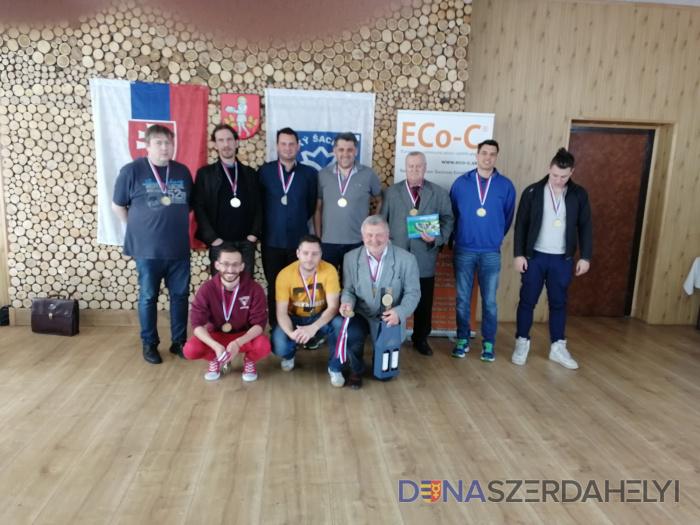Extraliga – ezüstérmes a dunaszerdahelyi sakkcsapat