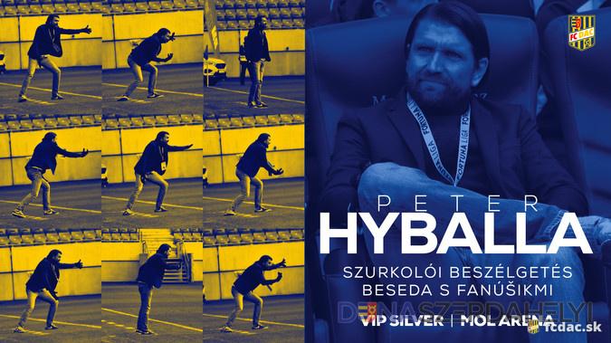 Szurkolói beszélgetés Peter Hyballa vezetőedzővel