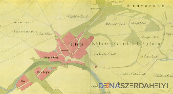 Tudta? 165 éve egyesült Dunaszerdahely