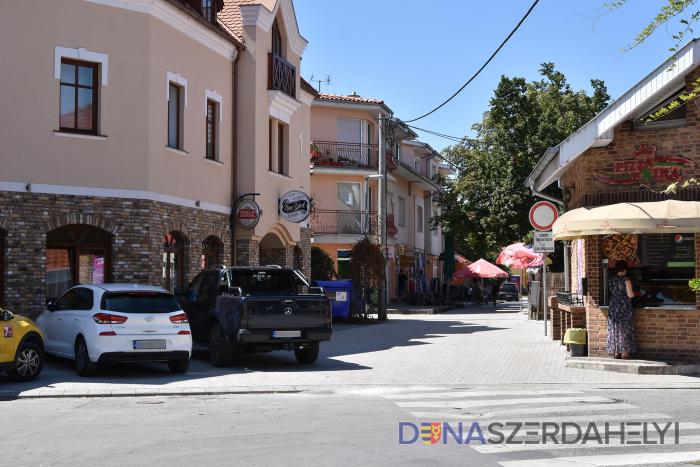 Megszépült a Kukučín utca eddig lezárt része