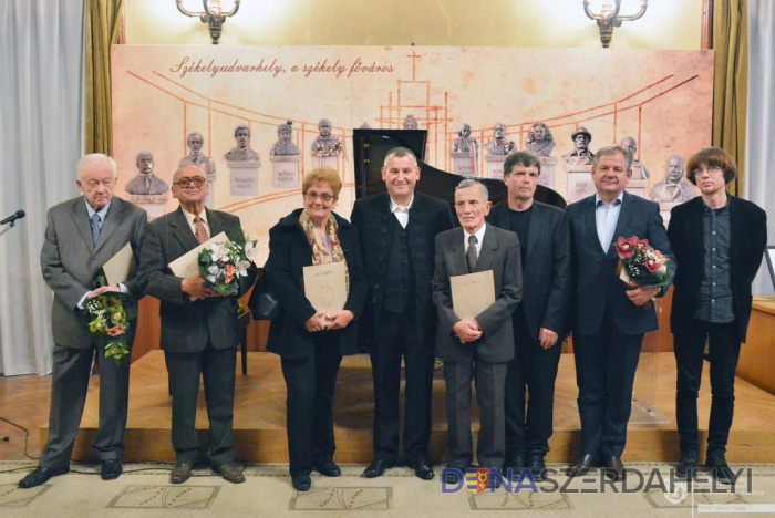 Pro Urbe díjátadó ünnepség