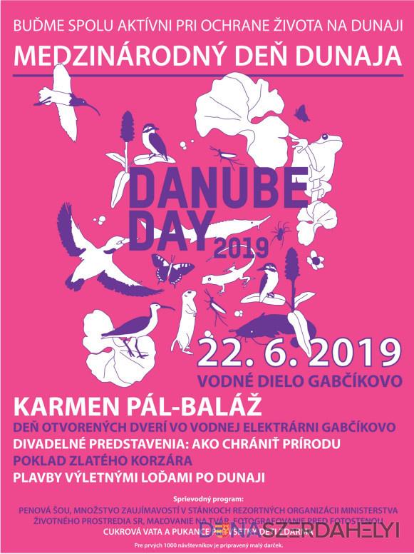 Duna nap szombaton Bősön
