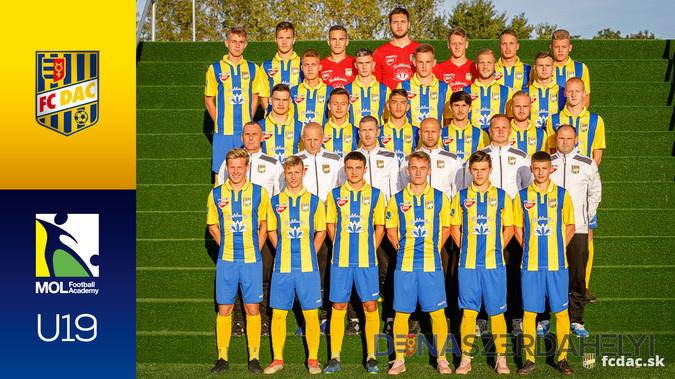 2018/19-es szezon: DAC U19