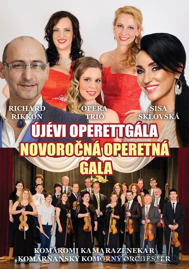 Jövő héten Újévi Operettgála a Csaplárban!