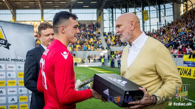 Martin Jedlička lett a tavasz játékosa!