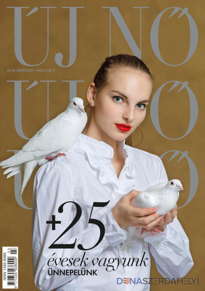 Megjelent az Új Nő márciusi száma