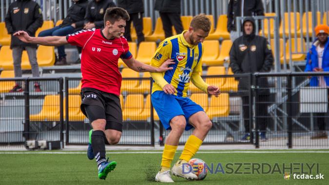 U19: DAC - Szenice 1:1 (0:0)