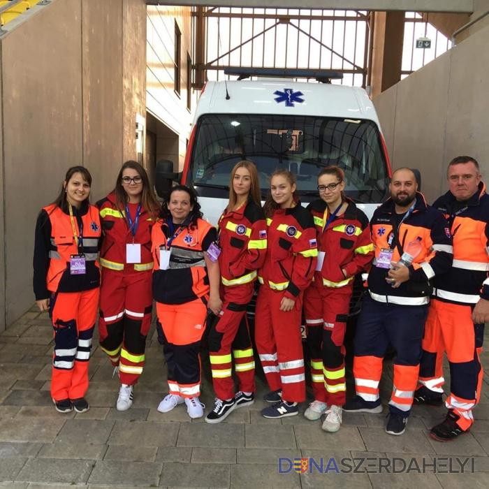 Egészségügyi felügyelet a MOL Arénában