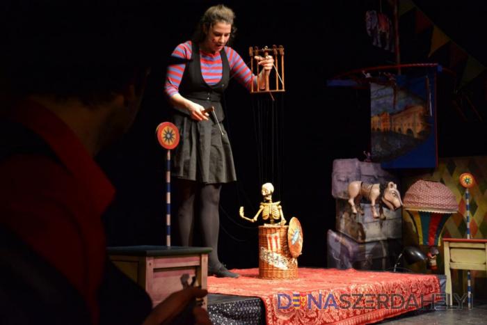 Árnyszínházi technikák és inspirációk – országos bábtanfolyam
