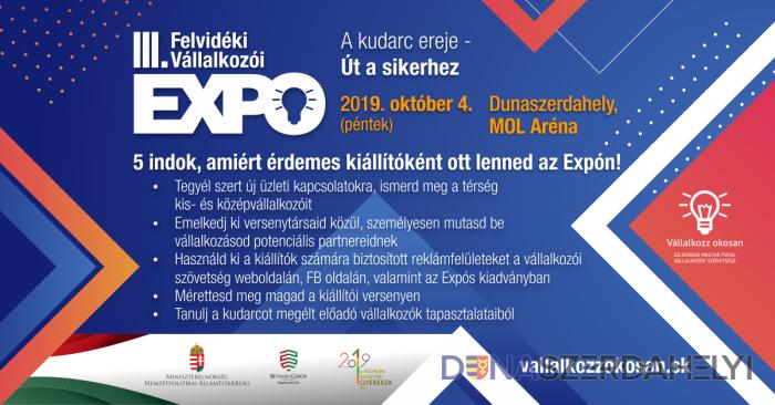 Felvidéki Vállalkozói Expo harmadszor