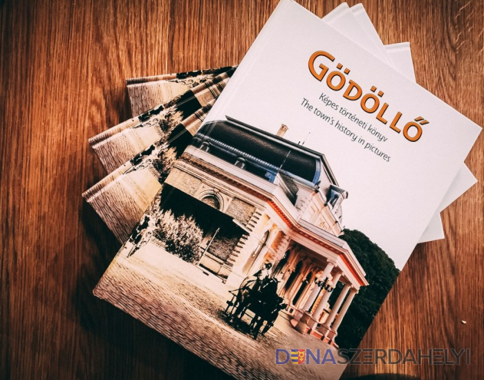 Újra megjelent a Gödöllő c. kötet