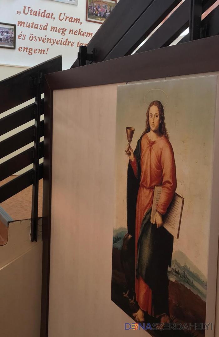 Beíratás a Szent János Alapiskolába