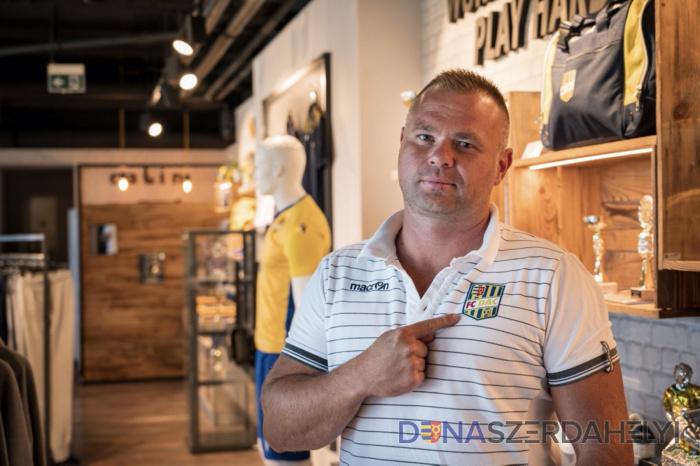 DAC-szurkoló vagyok – Tóth Roland