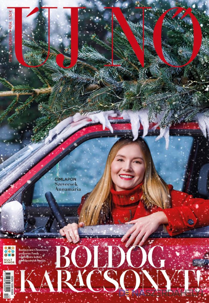 Megjelent az Új Nő decemberi száma