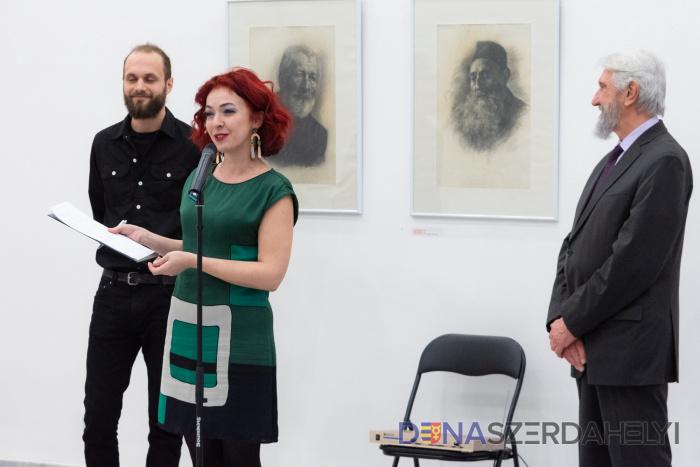 A szlovák szobrászat ikonikus alakjának munkái a Csallóközi Múzeumban
