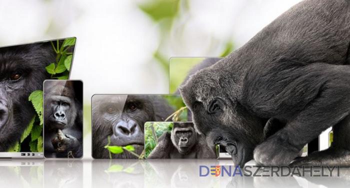 2 méteres eséseket is túlél az új Gorilla Glass Victus