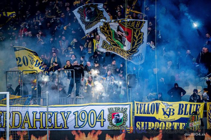 DAC-Slovan és DAC-Zsolna: jegyinfó