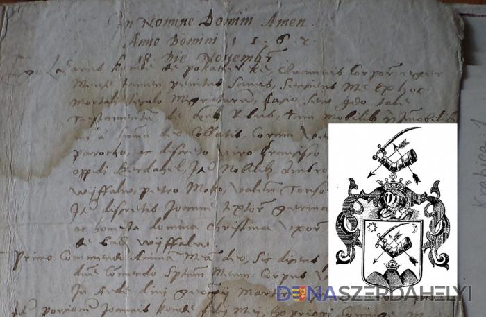 Előadás a pókateleki Kondé család eredetéről és középkori történetéről