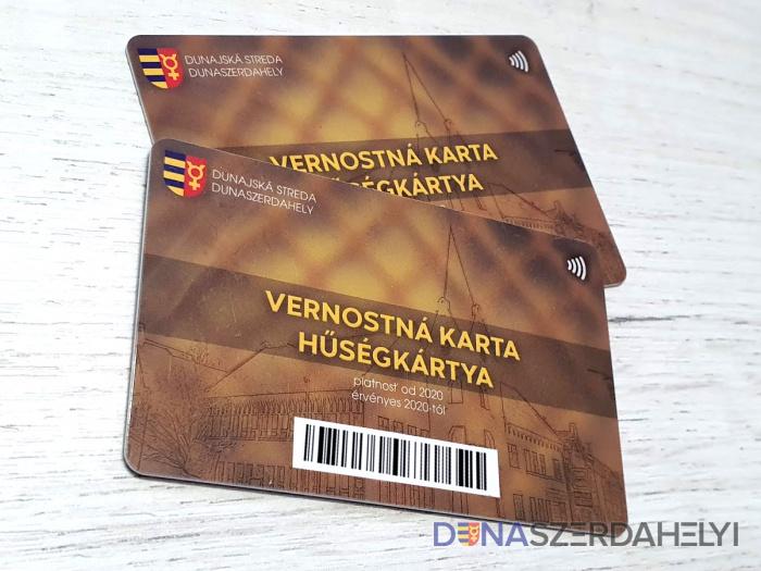 Intelligens hűségkártyák érkeznek