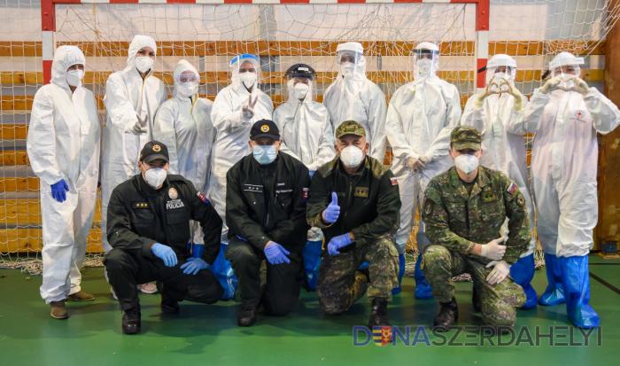 Országos Covid–19 tesztelés Dunaszerdahelyen – hírfolyamunk
