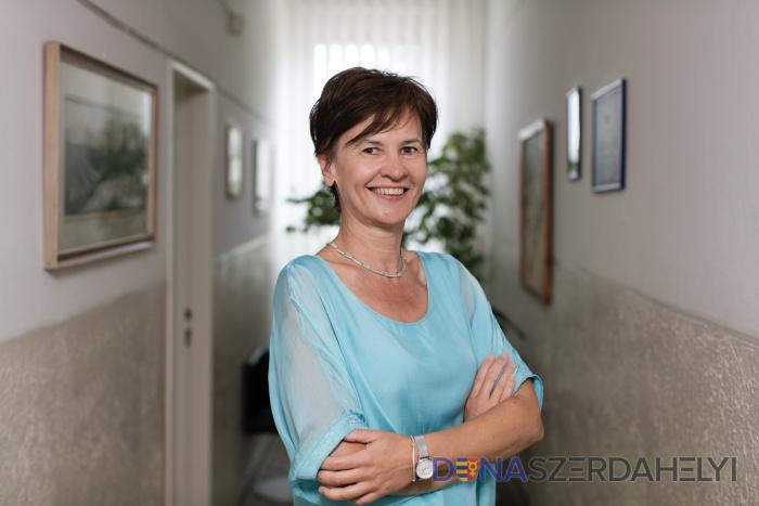 """Bock Sylvia: """"Egy többnapos síelés akár hónapokra is feltölt energiával"""""""