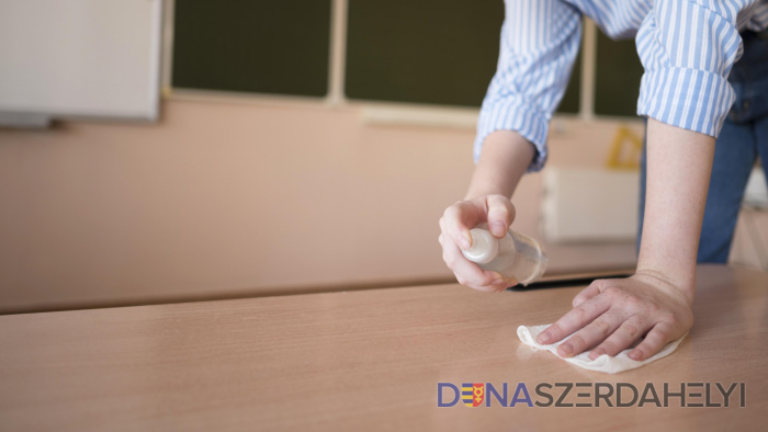 Dunaszerdahely városa felkészült az iskolai tesztelésre