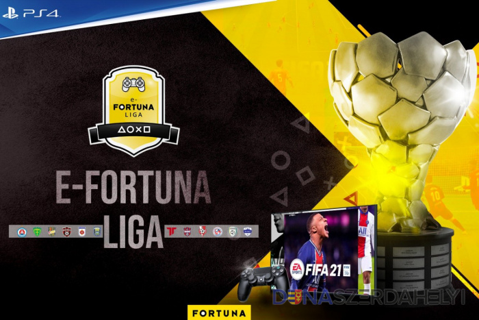 Indul az e-Fortuna Liga első kiírása